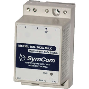 Littelfuse/SymCom ISS-102 2-Channel Intrinsically Safe Switches Distributors