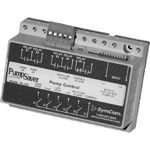 Littelfuse/SymCom PC-105 5-Channel Pump Controllers Distributors