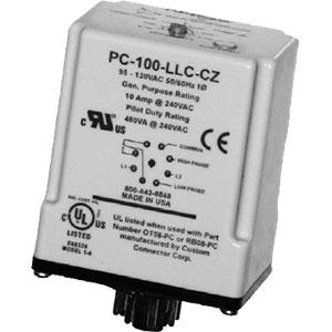 Littelfuse/SymCom PC-XXX-LLC-CZ / PC-XXX-LLC-GM Liquid Level Controls Distributors