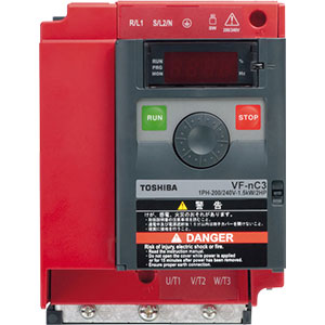 Toshiba nC3 Nano Low Voltage Drives Distributors