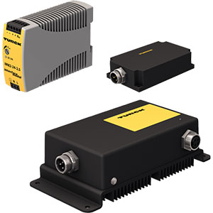 TURCK In-Cabinet & On-Machine Power Supplies Distributors