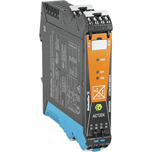 Weidmuller ACT20X Intrinsically Safe Signal Converters Distributors