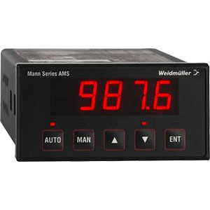 Weidmuller AMS400A Universal Auto-Manual Stations Distributors