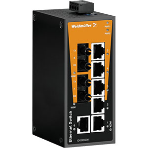 Weidmuller Basic Line Unmanaged Switches Distributors