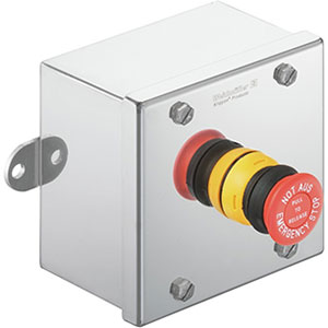 Weidmuller Klippon Protect Stainless Steel Enclosures Distributors