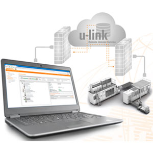 Weidmuller u-link Remote Maintenance Distributors