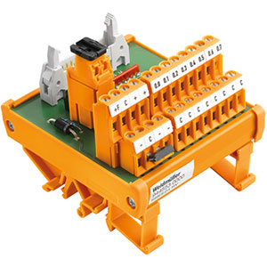 Weidmuller PLC Interface Units Distributors