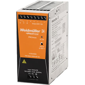Weidmuller Modular Power Supplies Distributors