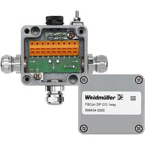 Weidmuller Fieldbus Distributors | Valin