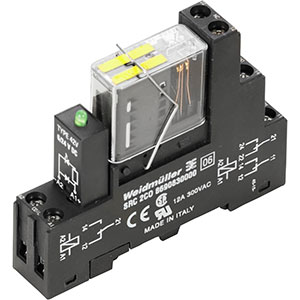 Weidmuller Relays & Solid-State Relays Distributors