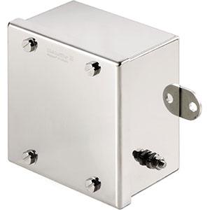 Weidmuller STB Series Stainless & Sheet Steel Enclosures Distributors