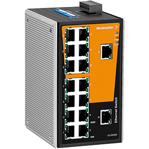 Weidmuller Unmanaged Switches Distributors