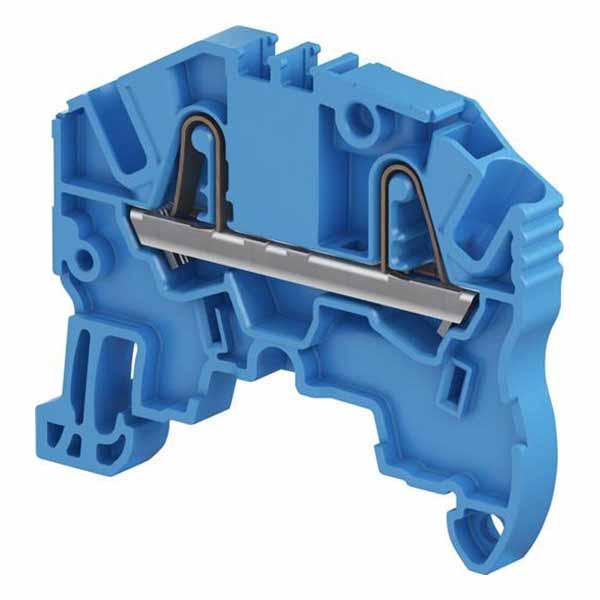 abb zk25-bl spring clamp terminal blocks