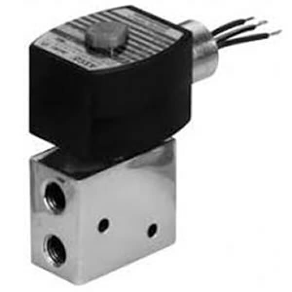 ASCO RedHat 8327 High-Flow 3-Way Solenoid Valve
