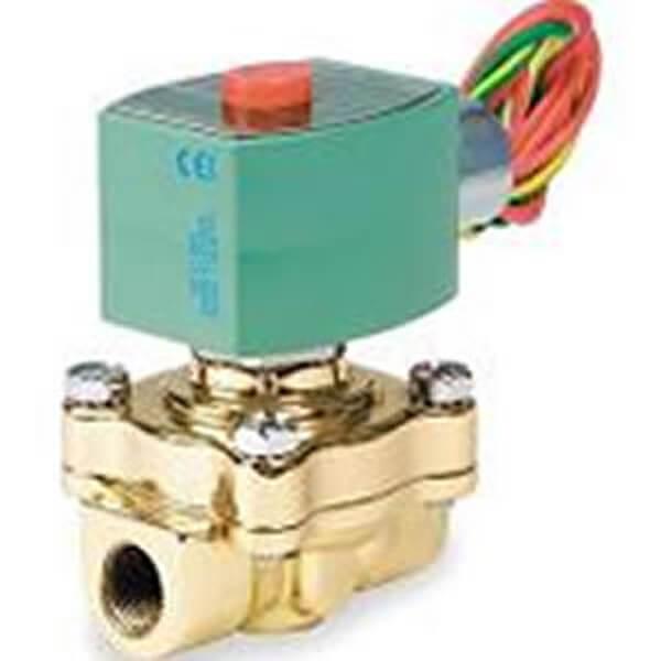 ASCO RedHat 8222 Hot Water Solenoid Valve