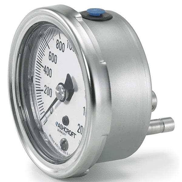 Ashcroft Industrial Pressure Gauge