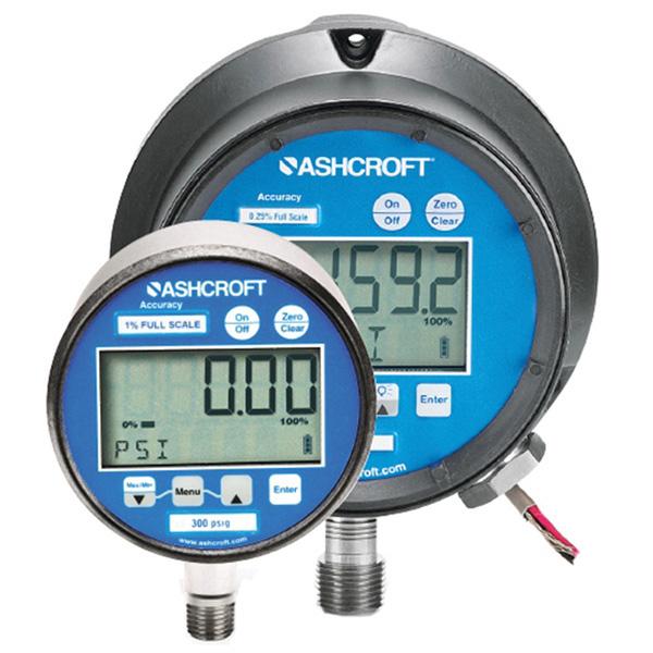 Ashcroft Digital Pressure Gauge