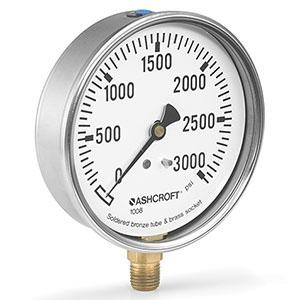 1008A Pressure Gauge
