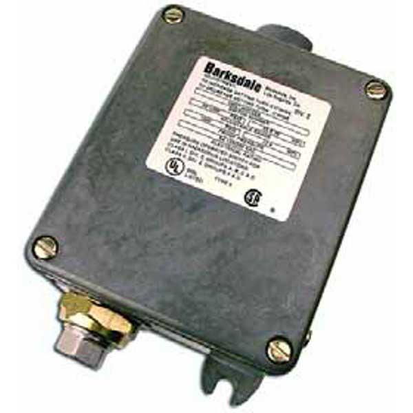 Barksdale B1B2T Pressure Switch B1T-A48SS