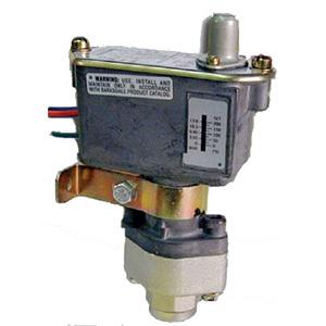 Barksdale Piston Pressure Switch