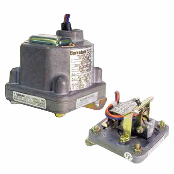 Barksdale Diaphragm Switch D2H-A150SS
