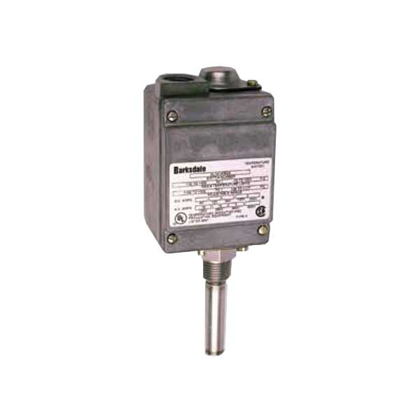 Barksdale Temperature Switch L2H-H203