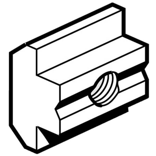BOSCH 10mm t blocks 3842516669