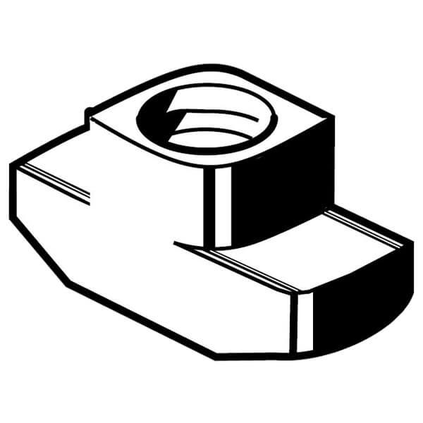 BOSCH 10mm T nut 3842530281