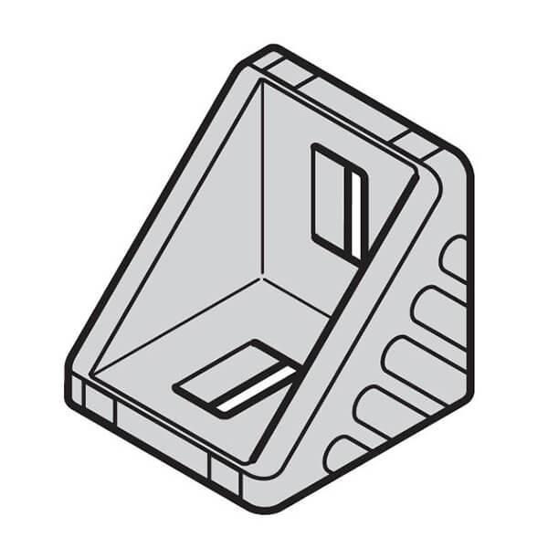 BOSCH 20x20 gusset no hardware  3842523508