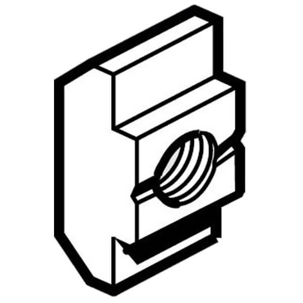 BOSCH 6mm T block 3842523140