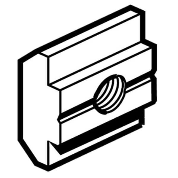 BOSCH 8mm T block 3842514929