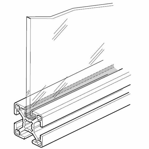 BOSCH heavy duty 10mm panel support insert 3842146906