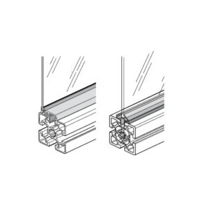 Bosch Rexroth Removable Panel Support Inserts