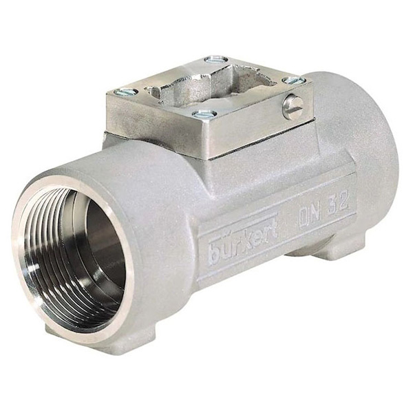 Burkert Type S030 Flow Measurement In-Line Sensor Fitting