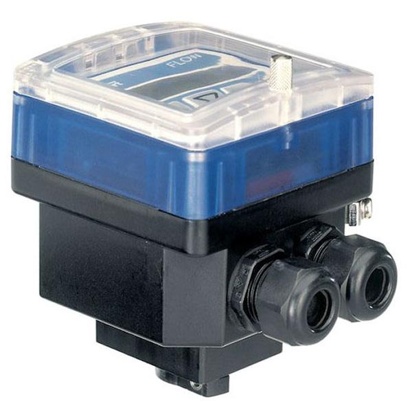 Burkert Type SE35 Inline Flow Transmitter