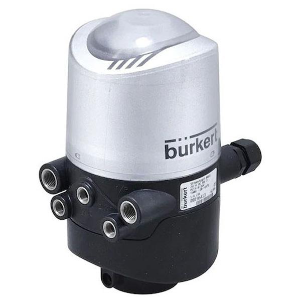 Burkert Type 8681 Process Valve Automation Control Head