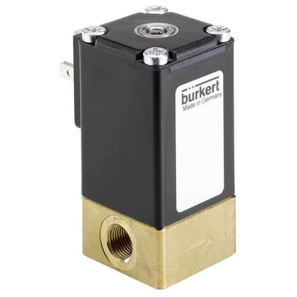 Burkert Type 2873 Solenoid Control Valve