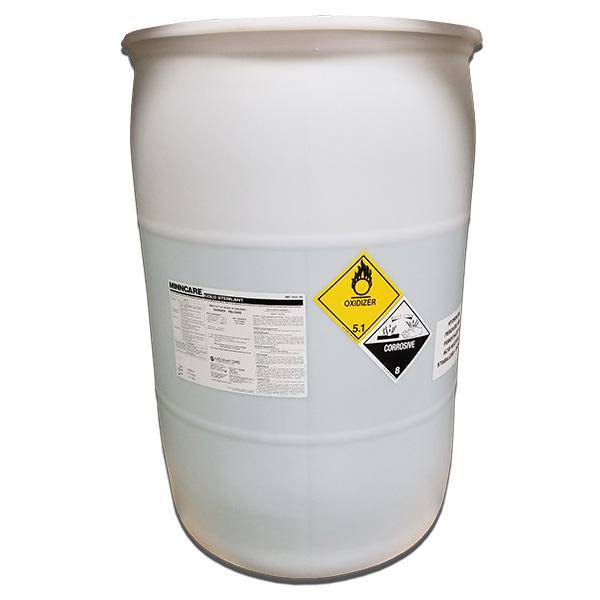 Cantel 55 Gallon Drum of Sterilant