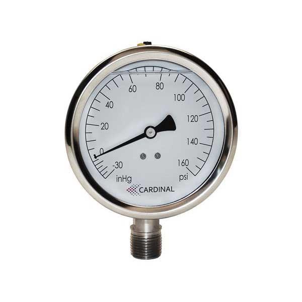 CSCR Pressure Gauge