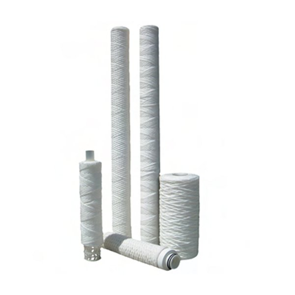 Cardinal Wound Filter Cartridges W-P-100-R-9.8-P
