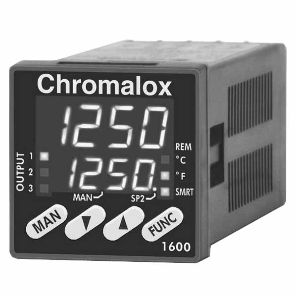 Chromalox DIN Temperature Controller 328970