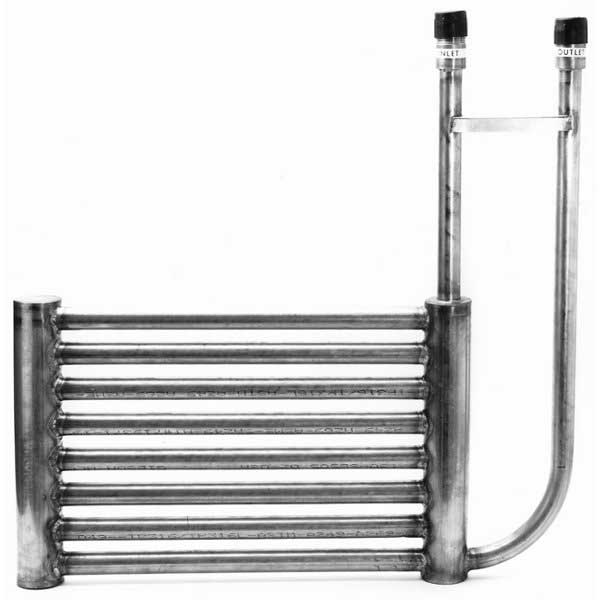 Chromalox Heat Exchanger Metal Tube Heating or Cooling Coils 057509
