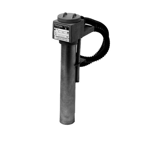 Chromalox Side Mount Metal Tube Heater 050155