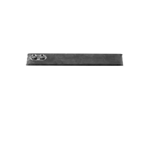Chromalox SSE 1 11-16 Wide Two Terminals One End Strip Heater 141540