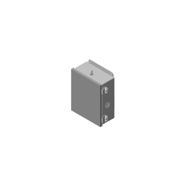 Chromalox STAR-GF-6 Wall Mounted Ground Fault Detector