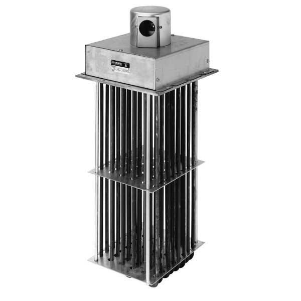 Chromalox TDH Medium Temperature Air Duct Heater 261008