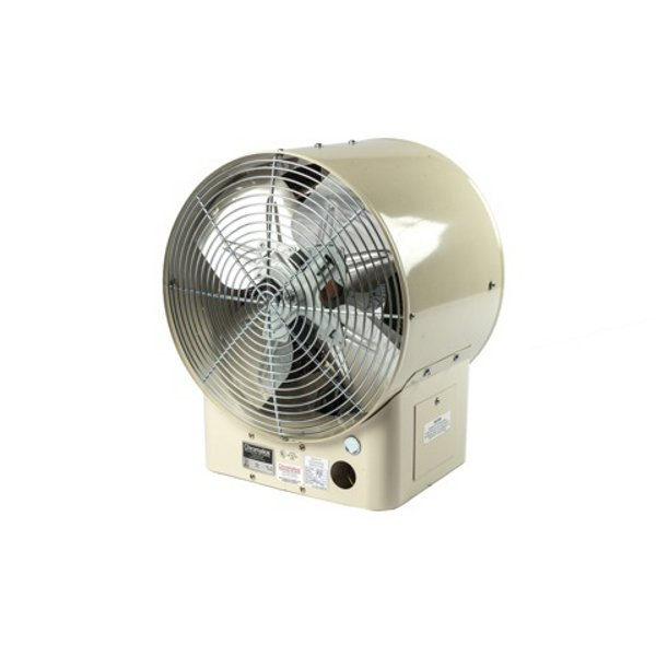 Chromalox UB High Capacity Horizontal Blower Heater 261710