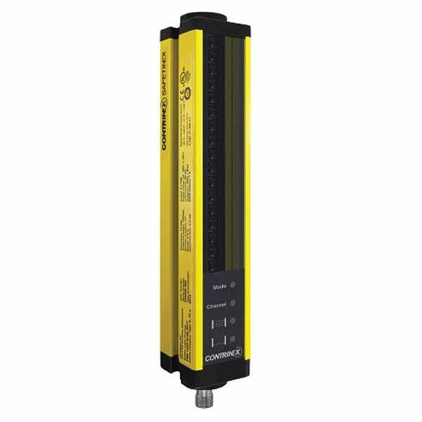 YBB-14S4-0150-G012 Contrinex Light Curtain Emitter PNP 14mm Res M12