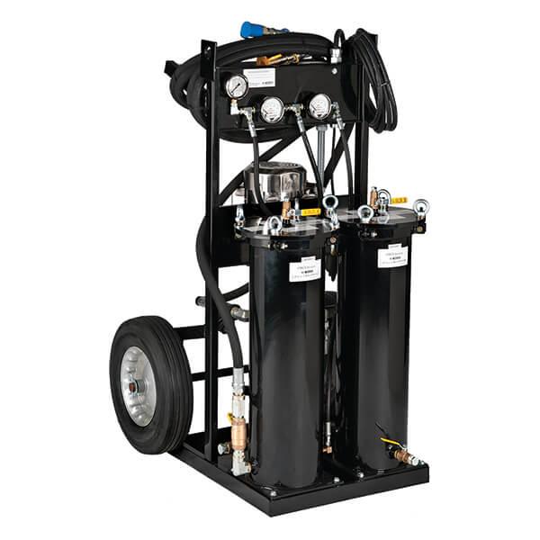 Des-Case TC Series Filter Cart