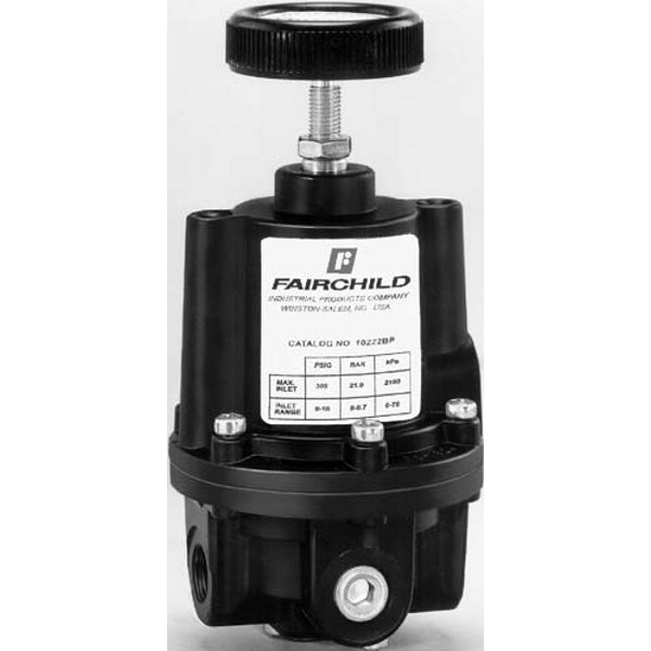 Fairchild Model 10BP Precision Back Pressure Regulator 10212BP